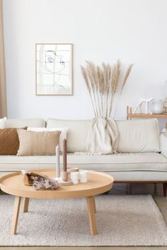 Beige Living Rooms, Living Room Colors, Cozy Living Rooms, Living Room Modern, Home Living Room, Living Room Designs, Apartment Living, Living Room Neutral, Simple Living Room Decor