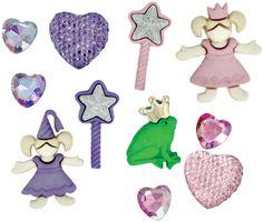 Dress It Up Embellishments - Little Princess