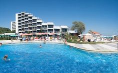 Hotel Slavuna - All Inclusive Albena Beachfront and surrounded by the Baltata Nature Reserve, Slavuna Hotel is located in Albena. It offers all-inclusive and dine around meal services. A free sunshade and 2 sun beds are included in the room rate. Free WiFi is also available.