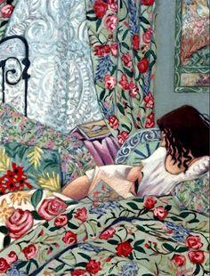 """Lazy afternoon""  |  Arlene Cassidy"