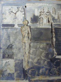 Isabel Ramos. Serie sobre Virginia Woolf y una habitación propia. https://www.facebook.com/pages/Isabel-Ramos-Guti%C3%A9rrez/160994814044217?fref=ts