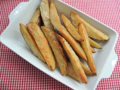 Parmesan Oven Fries from SouthernPlate