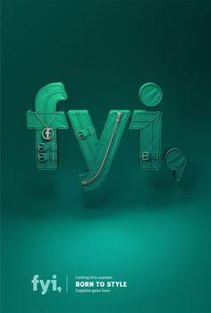 FYI network by Sasha Vinogradova