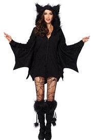 Cozy Bat Costume
