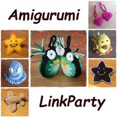 Amigurumi Linkparty