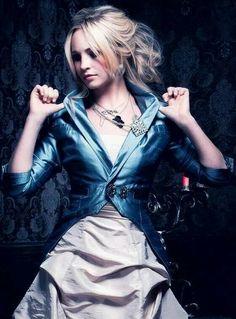 Caroline on Vampire Diaries