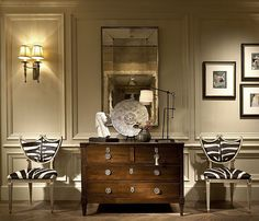 Hardwood, Wainscotting, Crown molding, Contemporary, Eclectic, Built-in bookshelves/cabinets, Chair rail, Wall sconce