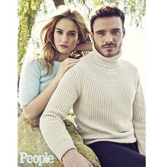 Me and the prince for @peoplemag ☀️ @maddenrichard #cinderella