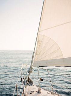 Take a mental break. Sailing | by jose villa