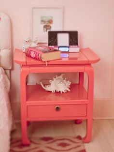 Coral Color Palette - Coral Color Scheme for Home | HGTV