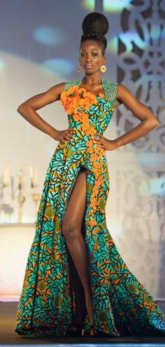 Vous aimez le wax? Retrouvez tous les articles et sélections sur le wax ici : https://cewax.wordpress.com  Retrouvez les créations CéWax en tissu africains en vente ici: http://cewax.alittlemarket.com - Gilles Touré défilé Jeu de couleurs | Pagnifik