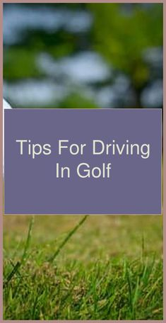 This is a a part of a number of golfing articles discussing the numerous golf shots/swings available to the golfer. Here we discuss the drive, which i... Golf Driver Tips, Golf Drivers, Golf Tips, Driving Tips, Long Drive, Swings, Golf Ball, Shots, Articles