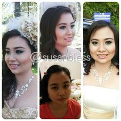 Make up Pre wedding for Grace 28/06/14