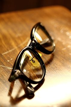 Oliver Peoples x TheSoloist - Black Eyeglasses