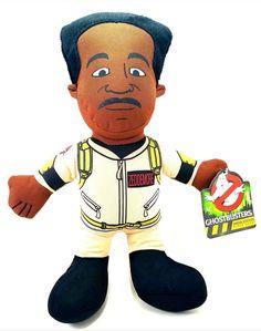 "#ToyFactory #Winston #Zeddemore #GHOSTBUSTERS 14"" #Tall #PLUSH #TOY #NEW w/ Tags #PLUSHTOY #eBay"