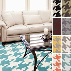 Houndstooth Home Goods : Free Shipping on orders over $45 at Overstock.com - Your Home Goods Store! Get 5% in rewards with Club O!