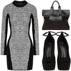 """letter to the firm."" by goldiloxx on Polyvore"