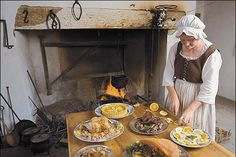 Colonial Cooking: A Look Back. Great article and recipe from good ole' FA