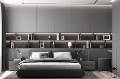 Interior Design,Visual Effects,Architecture Condo Bedroom, Master Bedroom Interior, Master Room, Interior Design Living Room, Living Room Designs, Bedroom Decor, Bedroom Color Schemes, Bedroom Colors, Contemporary Bedroom