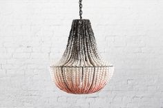 klaylife modern chandelier lighting, hand crafted by the women of South Africa. Designer lights and ceiling chandeliers for fans of interior design and style