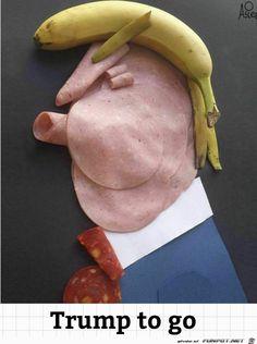 lustiges Bild 'Trump.jpg' von Reikru. Eine von 14329 Dateien in der Kategorie 'witzige Bilder' auf FUNPOT.