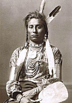 Big Medicine Man, Crow Indian