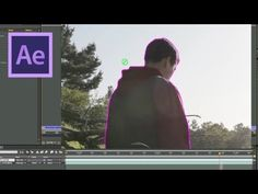 After Effects Tutorial: Using the Rotobrush Tool - YouTube