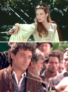 Dangerous Beauty (1998) Starring: Catherine McCormack as Veronica Franco and Rufus Sewell as Marco Venier.
