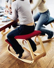 ergo chair - ergonomic kneeling chair