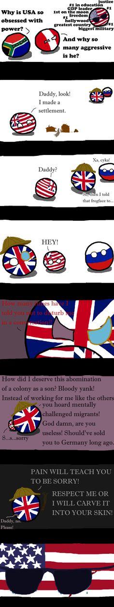 why america is america