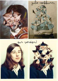 i heart teaching art: Julie Cockburn tutorial: Part II Math and art Julie Cockburn, High School Art Projects, Photoshop, Inspiration Art, Middle School Art, Ap Art, High Art, Art And Technology, Expo