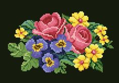 APEX ART is a place for share the some of arts and crafts such as cross stitch , embroidery,diamond painting , designs and patterns of them and a lot of othe. Butterfly Cross Stitch, Cross Stitch Flowers, Ribbon Embroidery, Cross Stitch Embroidery, Cross Stitch Designs, Cross Stitch Patterns, Crochet Flowers, Needlework, Floral Wreath