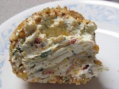 bacon ranch cheese ball. Must make this at my next get together