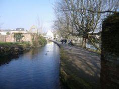 Millstream path at Christchurch