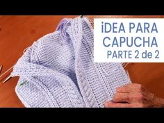 Baby Sweaters, Knitting Stitches, Knit Crochet, Eyeliner, Blog, Videos, Youtube, Fashion, Knit Jacket
