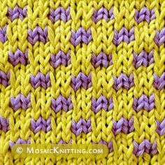 Simple slip stitch p