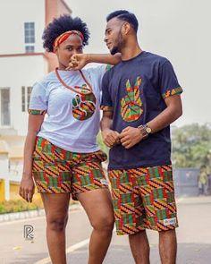African Fashion Ankara, Latest African Fashion Dresses, African Print Fashion, Africa Fashion, African Wear, African Attire, Modern African Fashion, Couples African Outfits, African Dresses For Kids