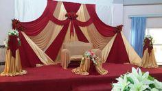 Kako_galalay fashion designer.  Wedding stages