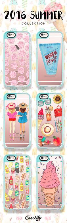 Let's have some fun in the sun! Click through to check out our latest 2016 #summer collection >>> https://www.casetify.com/collections/summer   @casetify