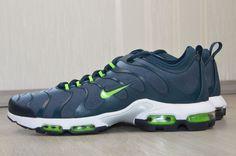 cheap for discount 335d1 82614 Nike Air Max Plus Ultra TN Air Blau Gr. 46 UK 11 Herren Sportschuhe Sneaker