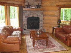 Interior Designer Christine Fife Answers Reader Conundrum Help Decorate A Log Cabin Living Room