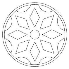 Maestra de Infantil: Mandalas para colorear. Mandalas de profesiones. Mandala Coloring Pages, Colouring Pages, Adult Coloring Pages, Coloring Sheets, Stencils Mandala, Mandala Painting, Stencil Art, Stained Glass Patterns, Mosaic Patterns