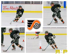 The Boy© Ice Hockey Practice - All of my photos/designs look MUCH better when viewed Large on my flickr site. Please check out my photo-stream at - http://www.flickr.com/photos/sizzler68/ - © Rodney Hickey Photography 2014