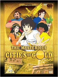 The Mysterious Cities of Gold... loved it as a kid and now I love watching it with my kids