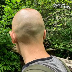 ArtStation - The back of the head and neck, Anatomy For Sculptors