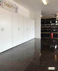 DIY Rock Solid Epoxy Garage Floor Tutorial!
