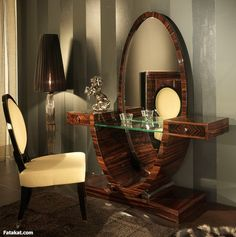 Deco dressing table