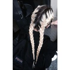"""Hair Styles on Instagram: """"hair_stlyes™"""" ❤ liked on Polyvore featuring accessories i hair accessories"""