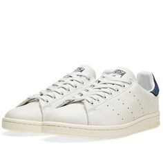 510bbfcd6e Adidas Stan Smith Vintage (Neo White   New Navy)