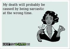 Sarcastic E-cards | funny sarcastic ecards